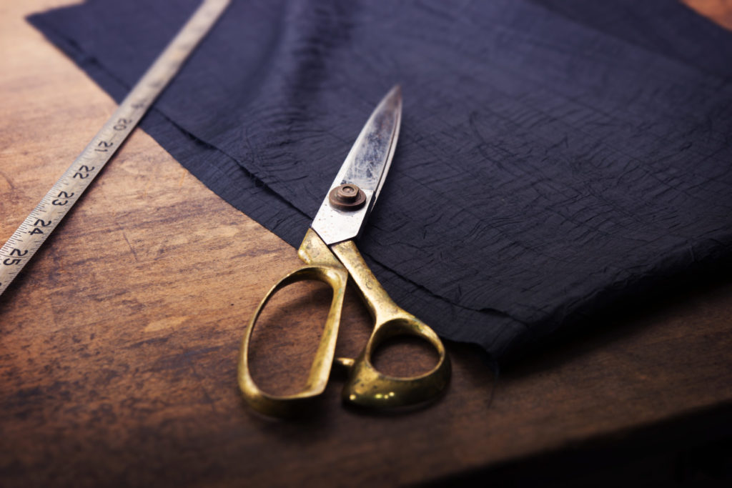 natty tailoring and alterations based in Farnham, Surrey